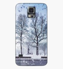 Boston Sunset Case/Skin for Samsung Galaxy