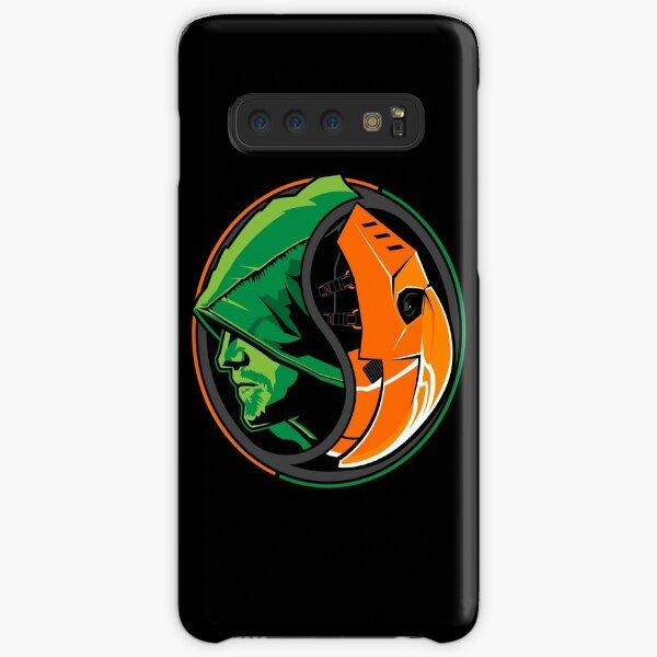 Arrow Slade Yin Yang Samsung Galaxy Snap Case