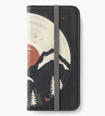 MTN LP ... iPhone Flip-Case/Hülle/Klebefolie