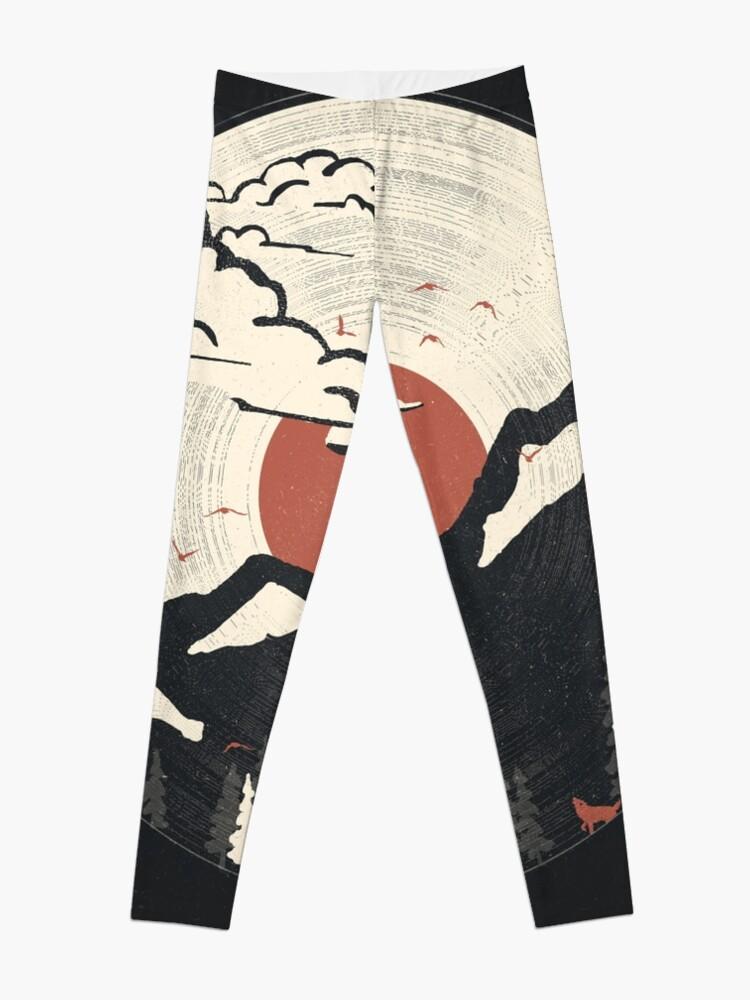 Alternate view of MTN LP... Leggings
