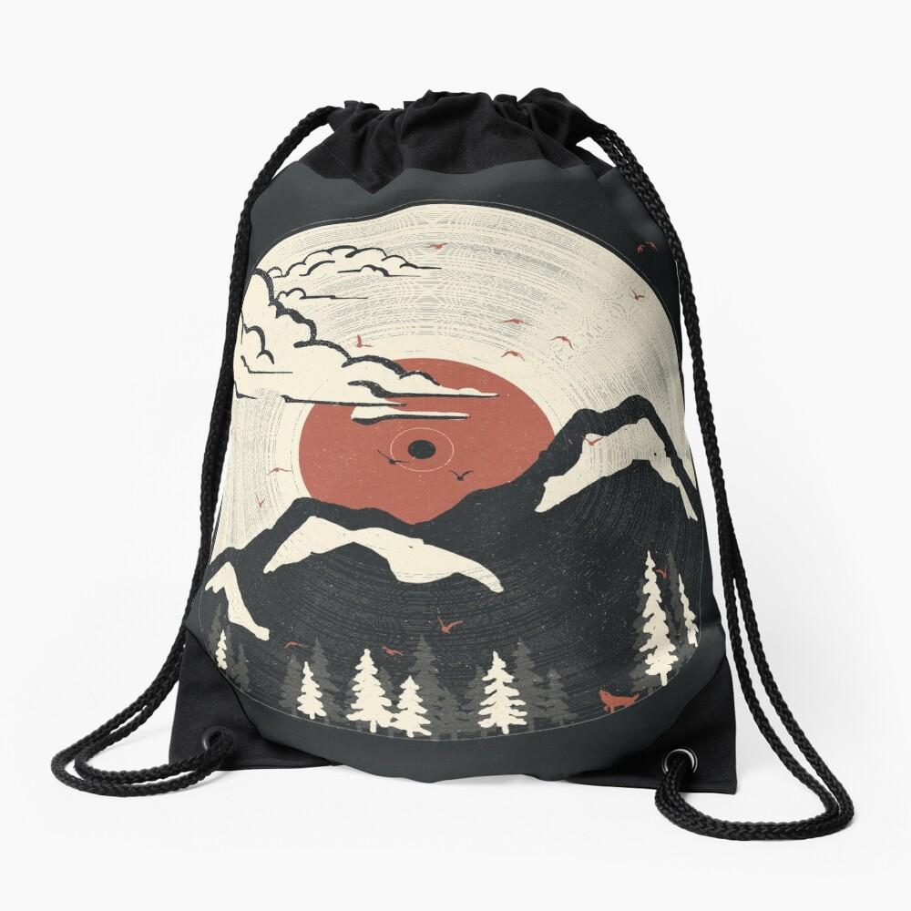 MTN LP... Drawstring Bag