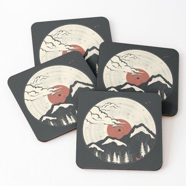 MTN LP... Coasters (Set of 4)