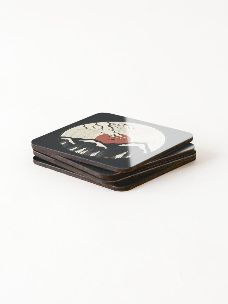 Alternate view of MTN LP... Coasters (Set of 4)