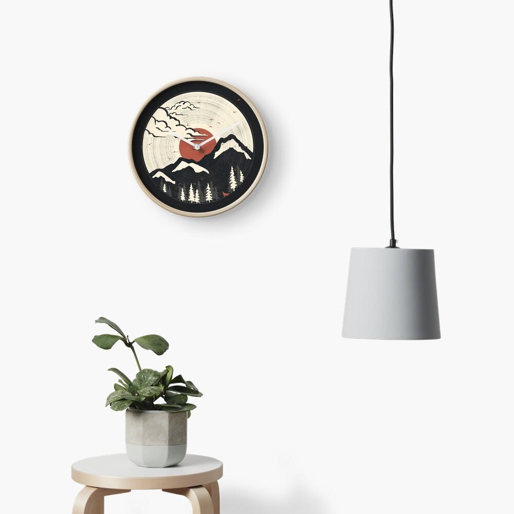 MTN LP... Clock