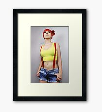 Misty - Pokemon Framed Print