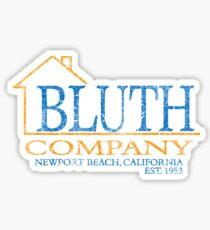 BLUTH Company (Arrested Development) Sticker
