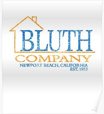 BLUTH Company (Arrested Development) Poster