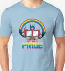 Optimus Pride Unisex T-Shirt