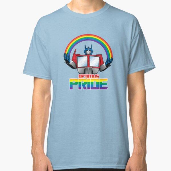 Optimus Pride Classic T-Shirt