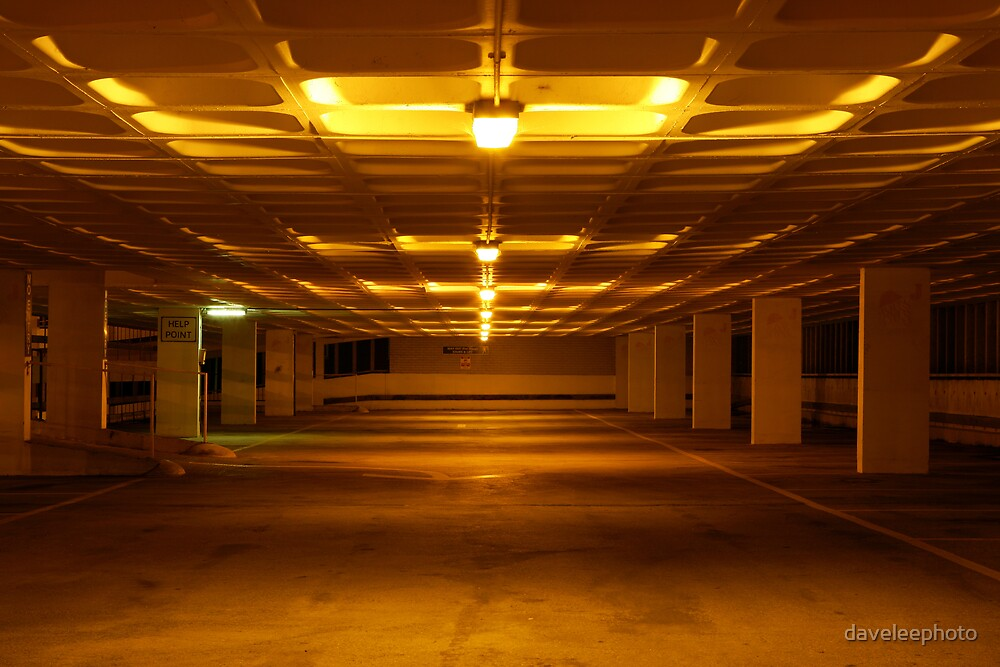 Car Park by daveleephoto