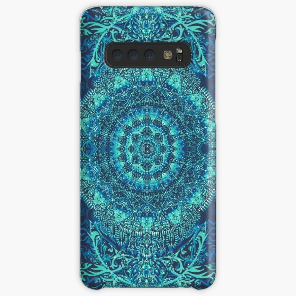 Mandala Sea Samsung Galaxy Snap Case