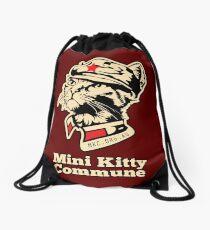 Chairman Meow - Polo Drawstring Bag