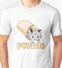 Cat Purrito Unisex T-Shirt