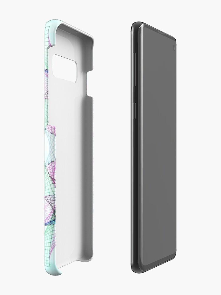 Alternate view of Strike 9 Case & Skin for Samsung Galaxy