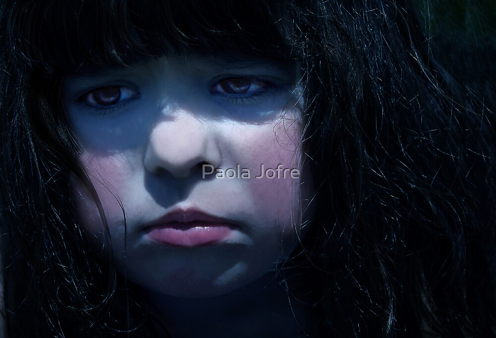 Blue by Paola Jofre