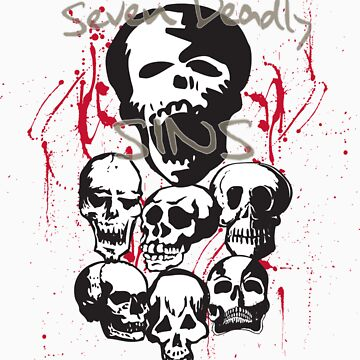 7 Deadly Sins by MOC2
