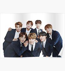 BTS - Kpop Poster