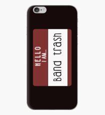 Ich bin Band Trash iPhone-Hülle & Cover