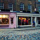 Romantic London by ForeverFrodo