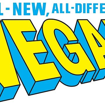 The All-New, All-Different Vegan by mumblingmynah