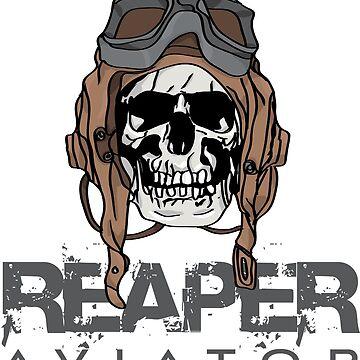 Grim Reaper Aviator by rott515