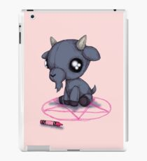 Goat Sacrifice iPad Case/Skin