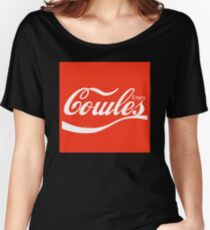 Enjoy Cowles - Red Square Women's Relaxed Fit T-Shirt