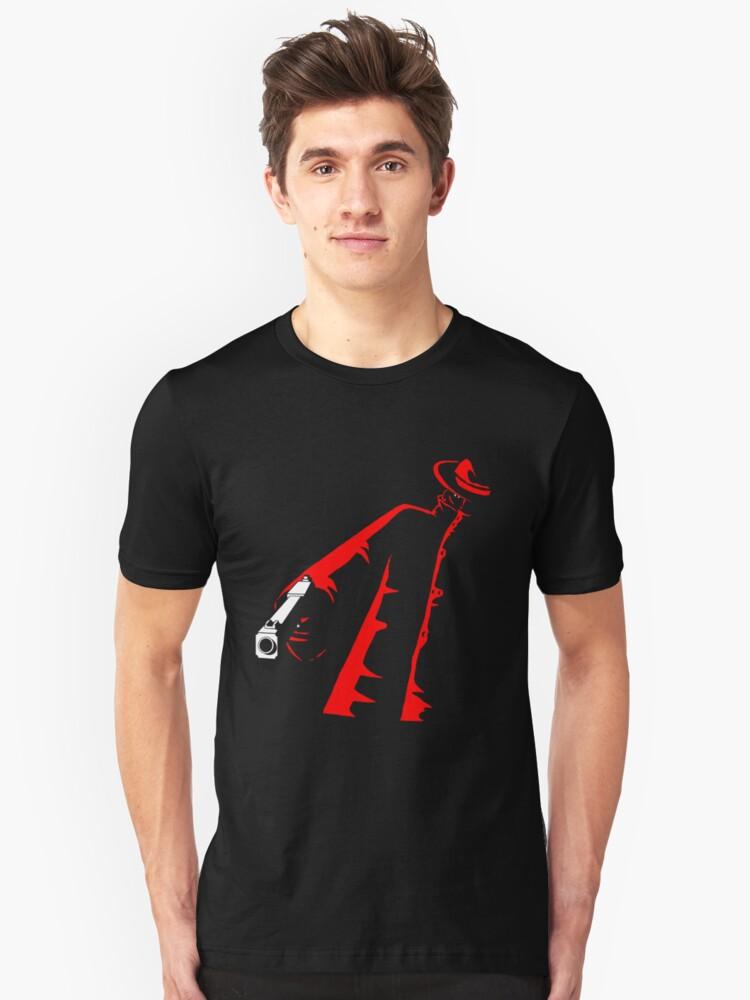 Gangster No.1 (t-shirt) Unisex T-Shirt Front