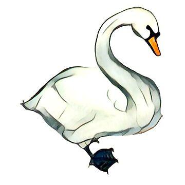 Kilmallie Trails - Swan  by fkmmck
