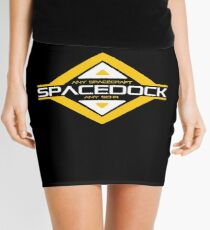 Spacedock Logo Mini Skirt