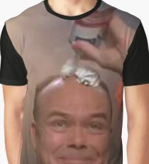 That '70s Show - Red Forman Whipped Cream Graphic T-Shirt