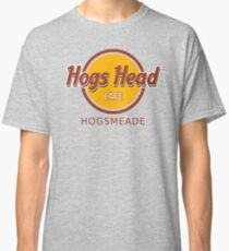 (completely unofficial) Hogs Head Cafe Hogsmeade Classic T-Shirt
