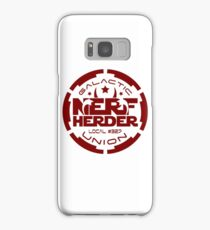 (Completely Unofficial) Star Wars inspired Galactic Nerf Herder Union Local #327 Samsung Galaxy Case/Skin