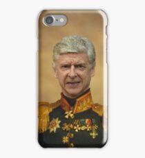 arsene wenger iPhone Case/Skin