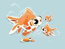 Goldfish by Karin Taylor
