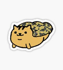 invisible snail Sticker