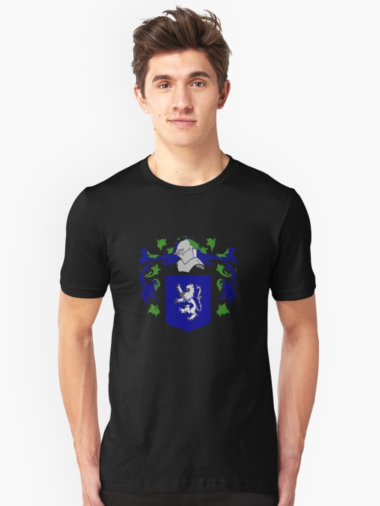 Coat of Arms Unisex T-Shirt Front