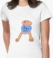 kony 201 Women's Fitted T-Shirt