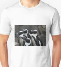 African Black-footed Penguin Unisex T-Shirt