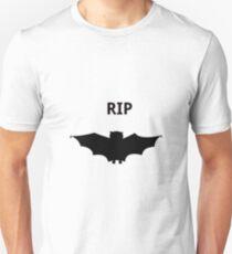 RIP Rest In Peace Bat Man T-Shirt