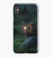 Adventure At Night iPhone Case/Skin