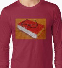 Book Under Glasses T-Shirt