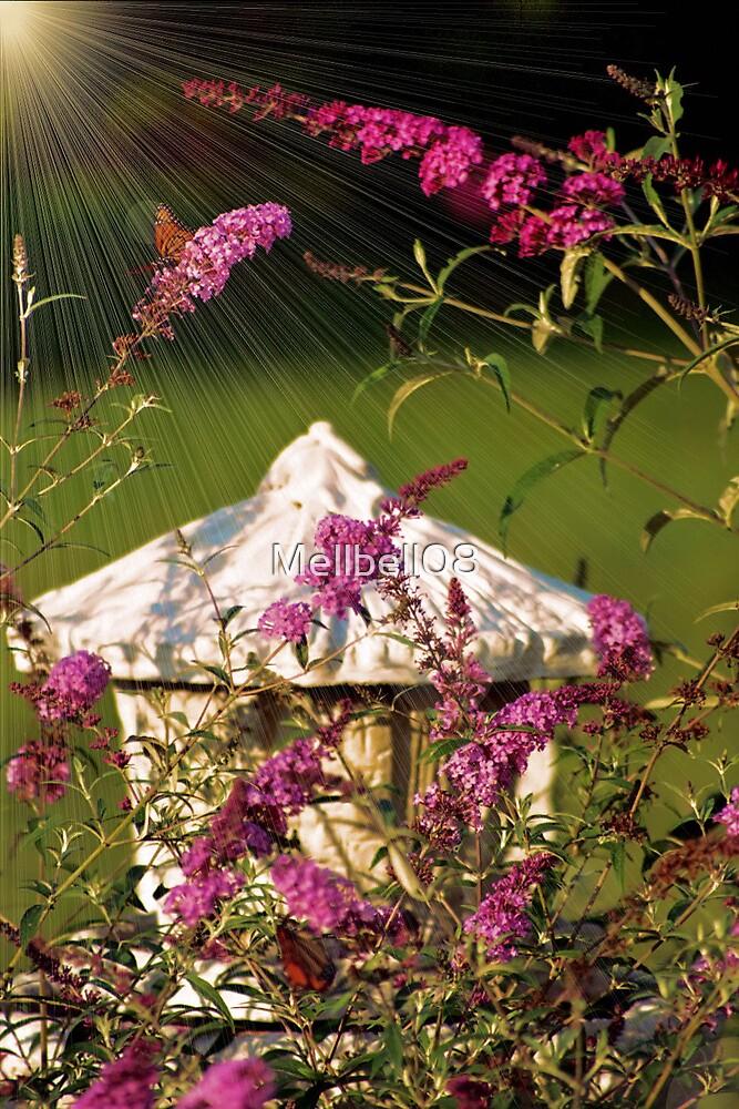 Butterfly Garden by Mellbell08