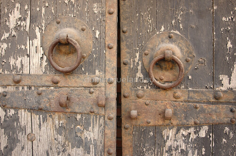 Door by dominiquelandau