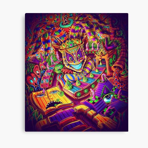 Fractal Light Johnny Depp Hunter S Thompson Giant Wall Art Poster Print