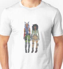 ahsoka tano and kaeden larte T-Shirt