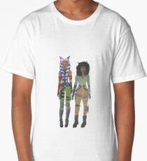 ahsoka tano and kaeden larte Long T-Shirt
