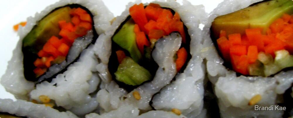 mmm...sushi by Brandi Kae
