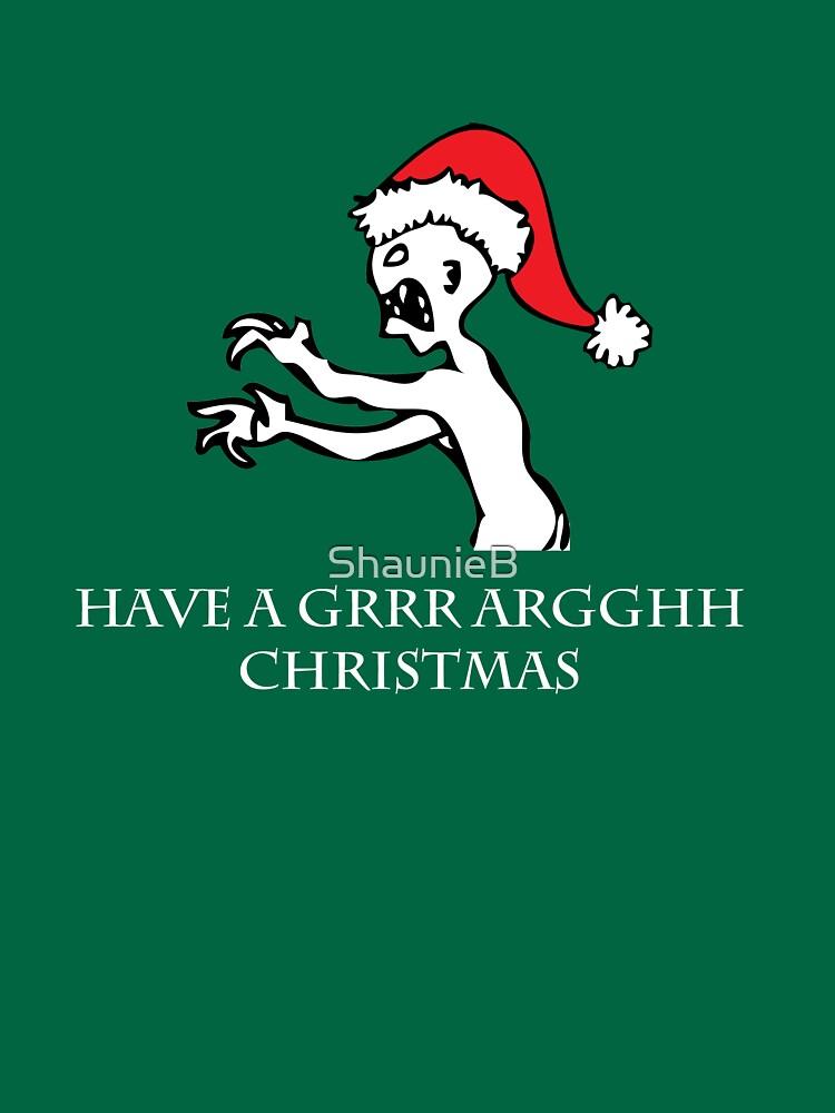 Grr Argh Christmas | Unisex T-Shirt
