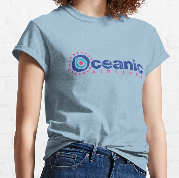 Oceanic Airlines (LOST) Classic T-Shirt